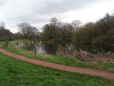 Wanstead Park - Lake System