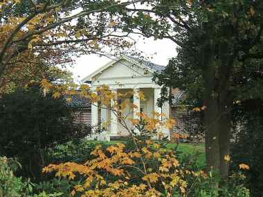 The Temple, Wanstead Park